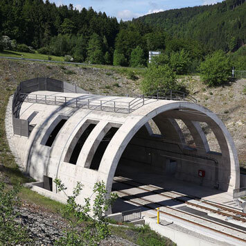Tunnel Blessberg Nord
